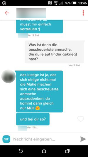 Online-dating-chat flirten
