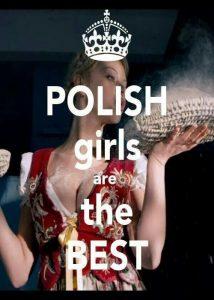 was heisst auf polnisch hübsch mama