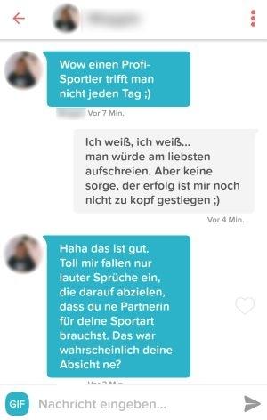 Beispiele für online-dating-profile