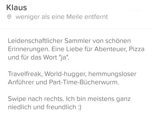 Gute intro-e-mail für online-dating