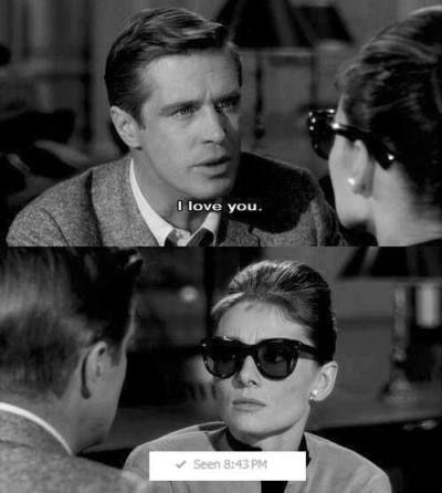 Schreckliche Online-Dating-Meme