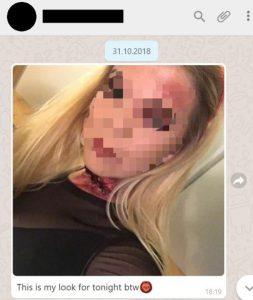 lady nur necken